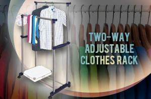 clothes rack 2