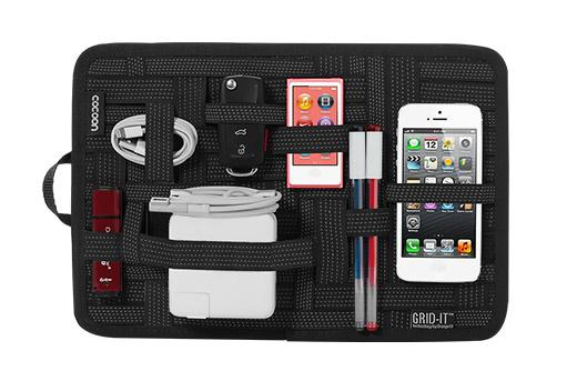 Versatile Grid It Travel Organizer