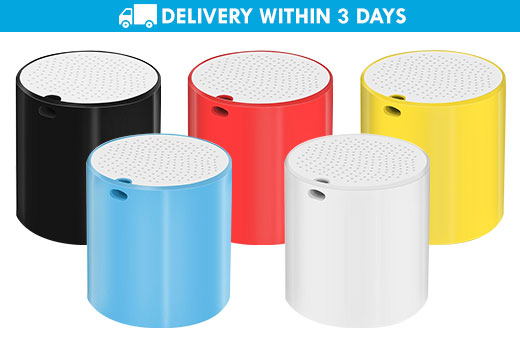 Bluetooth Speaker by Metrodeal