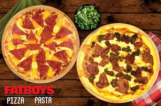 Fatboys Pizza by Metrodeal