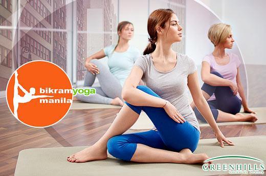 Bikram Yoga Manila
